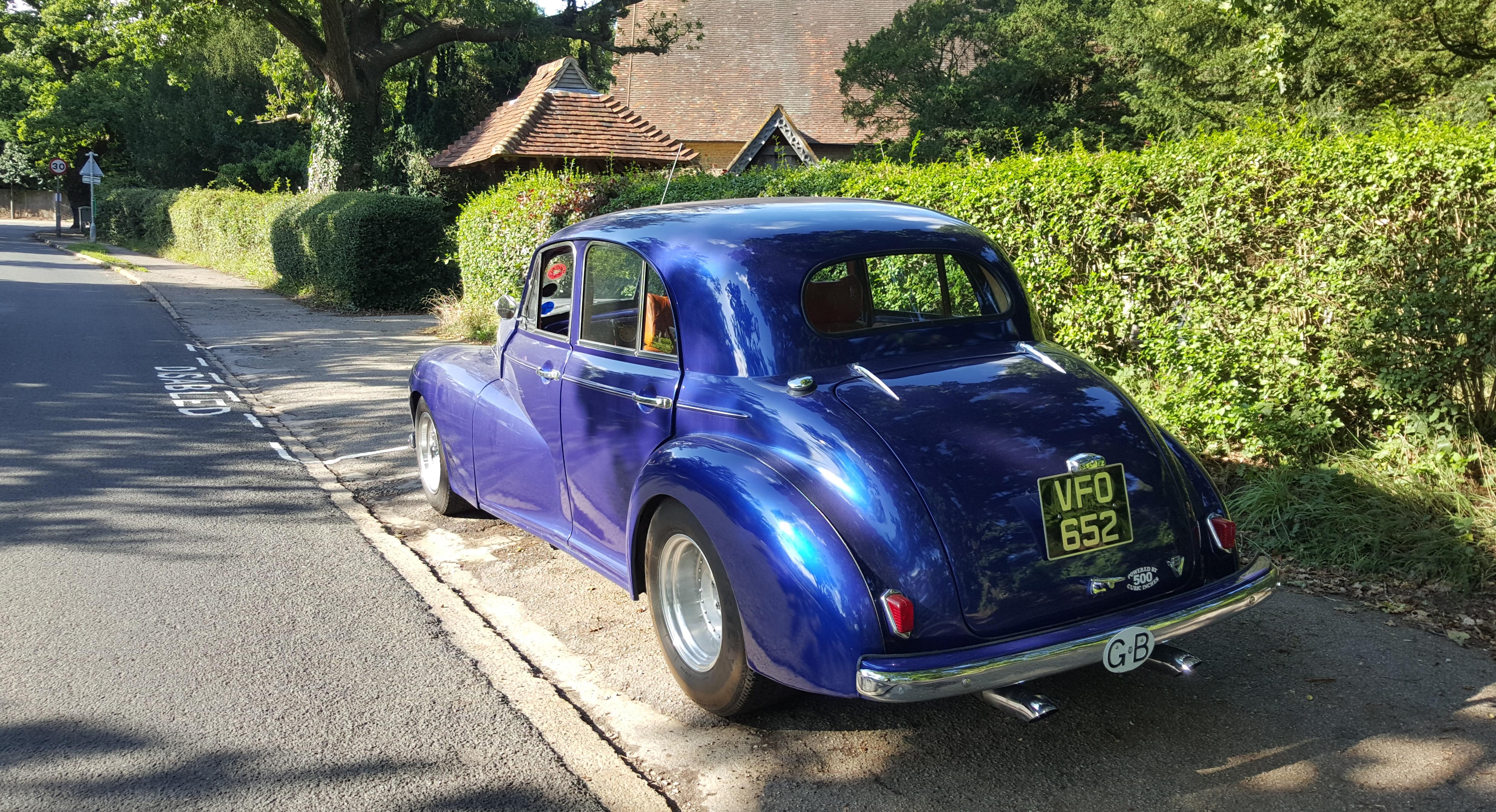 Morris Six 1