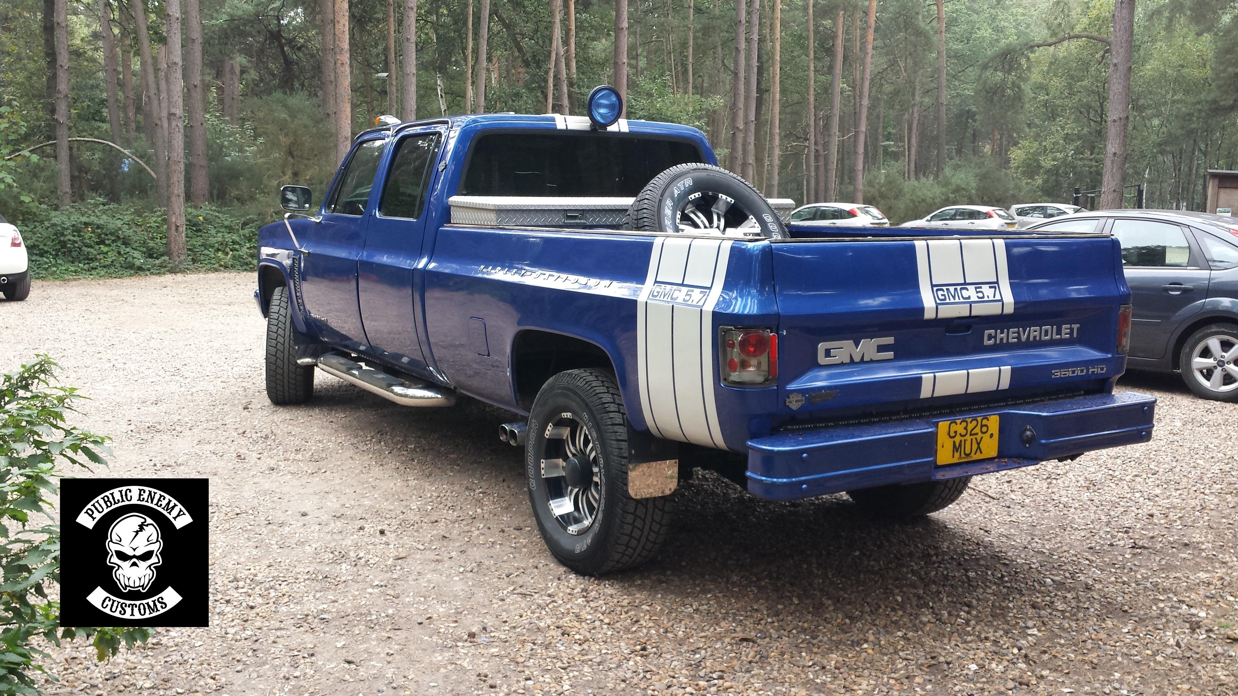 Blue Truck 3