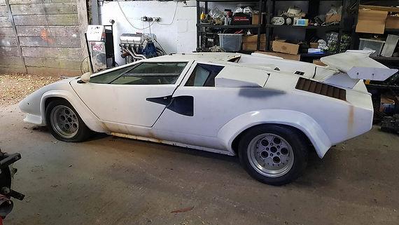 1966 GTO Chassis hotchkiss
