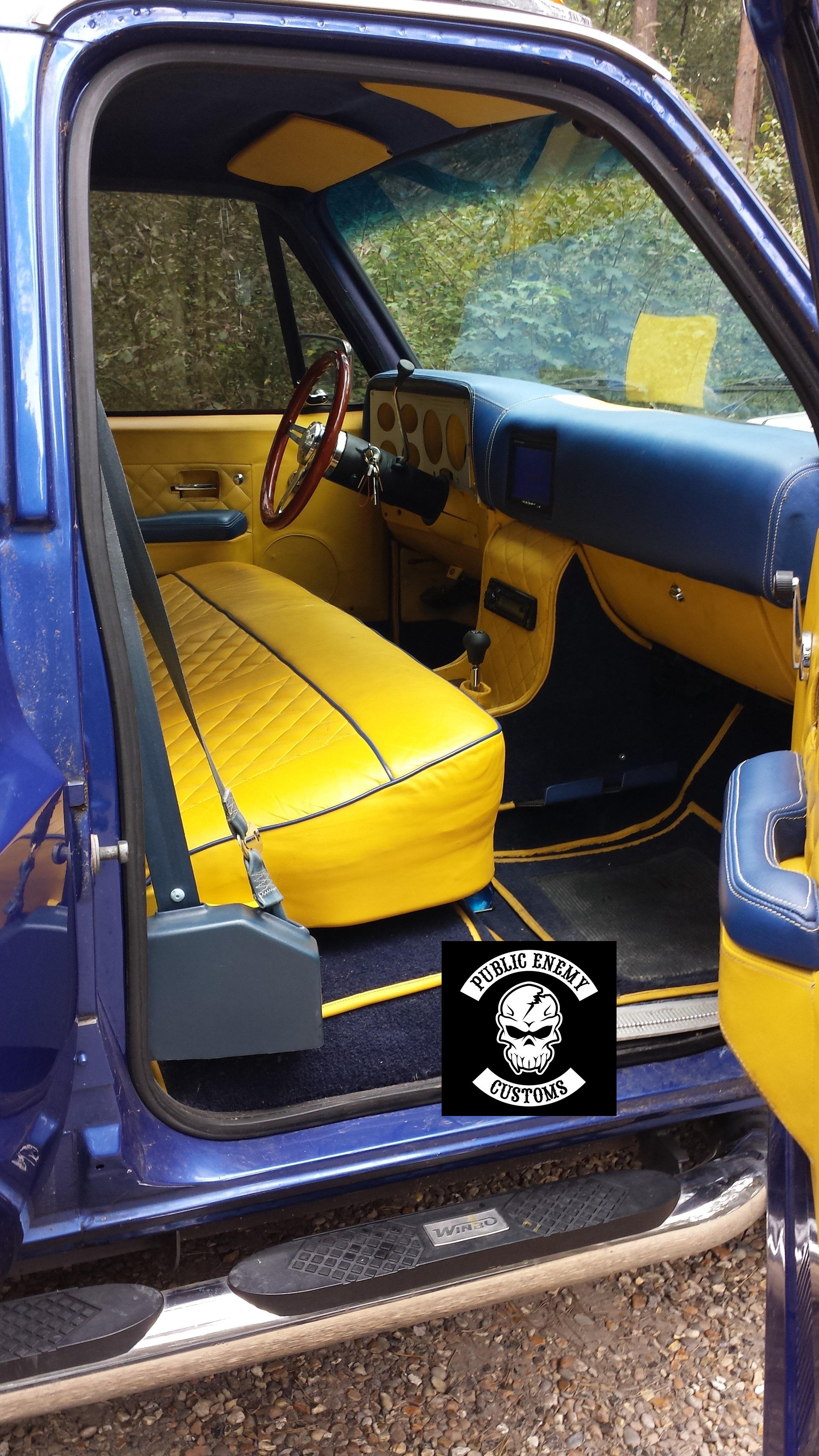 Blue Truck 11