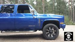 Blue Truck 22