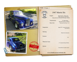 1947 Morris Six Casefile 7 small