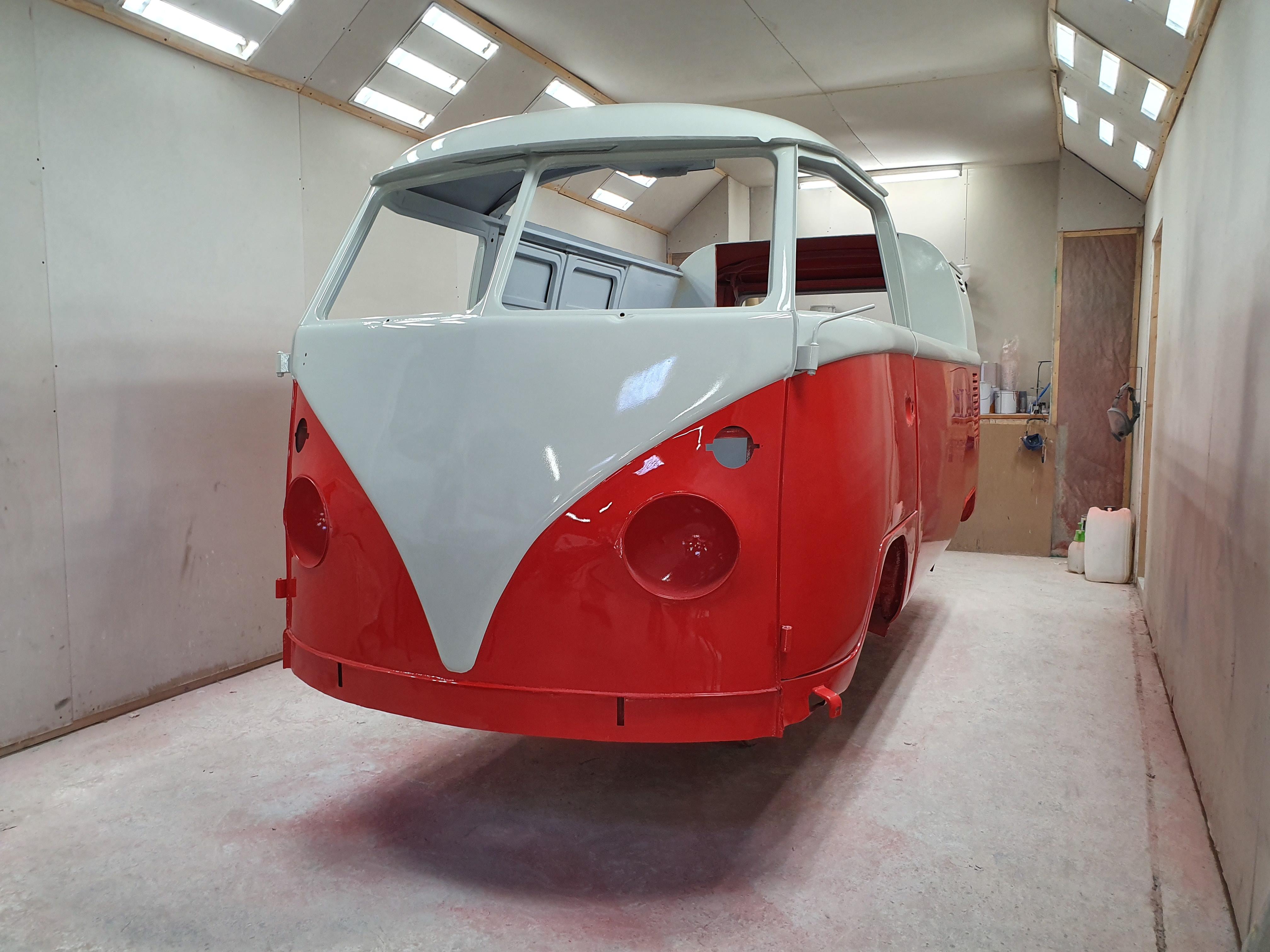 VW Van paintwork (3)