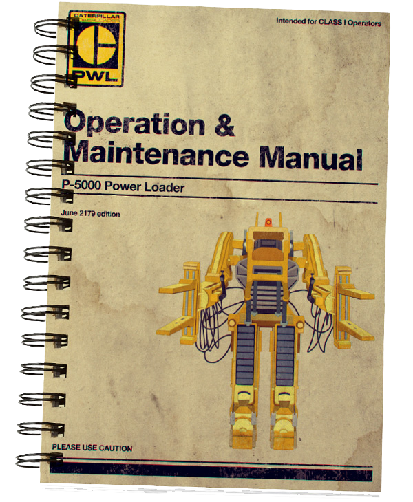 Power Loader Manual