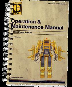 Power Loader Manual
