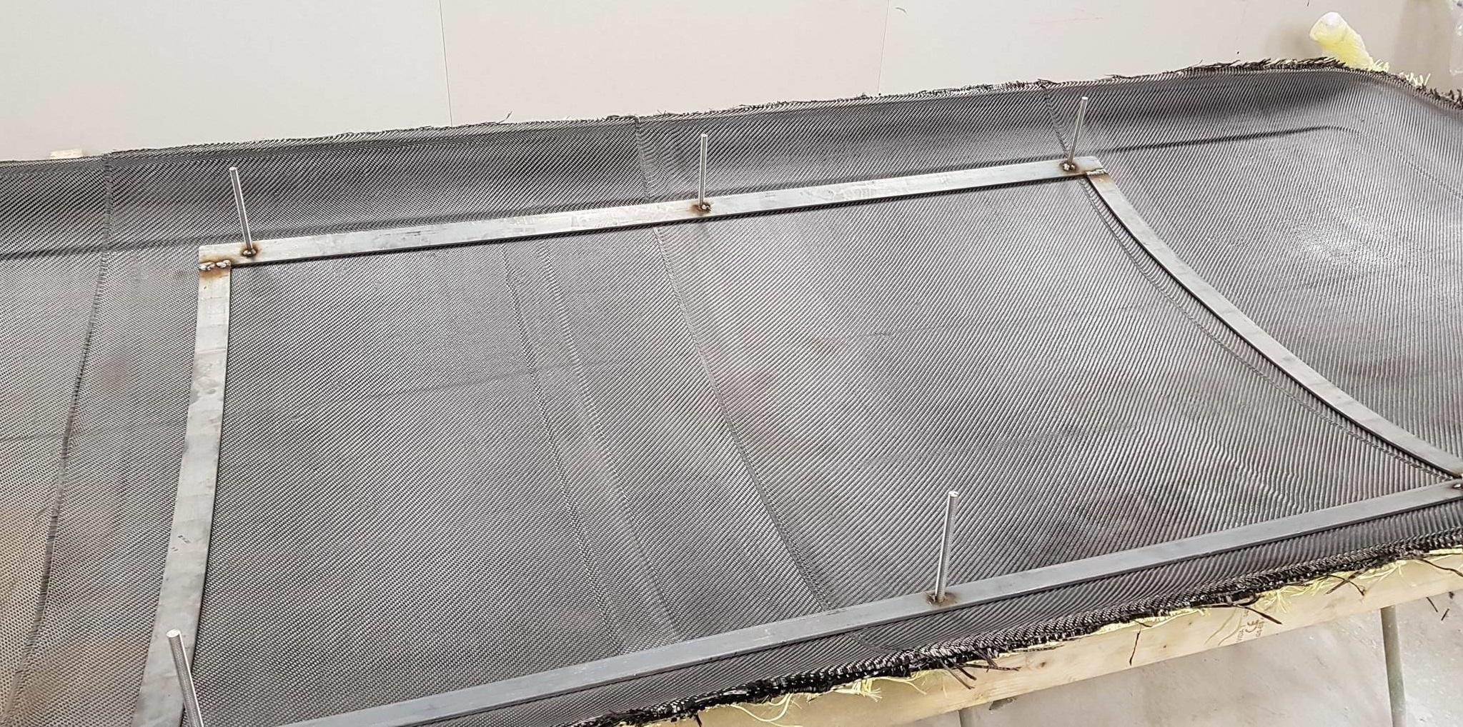 Kevlar roof 4