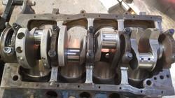 ARP Mains and crank installation