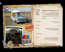 CASE FILE 28 Bedford slush puppy van small