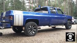 Blue Truck 23