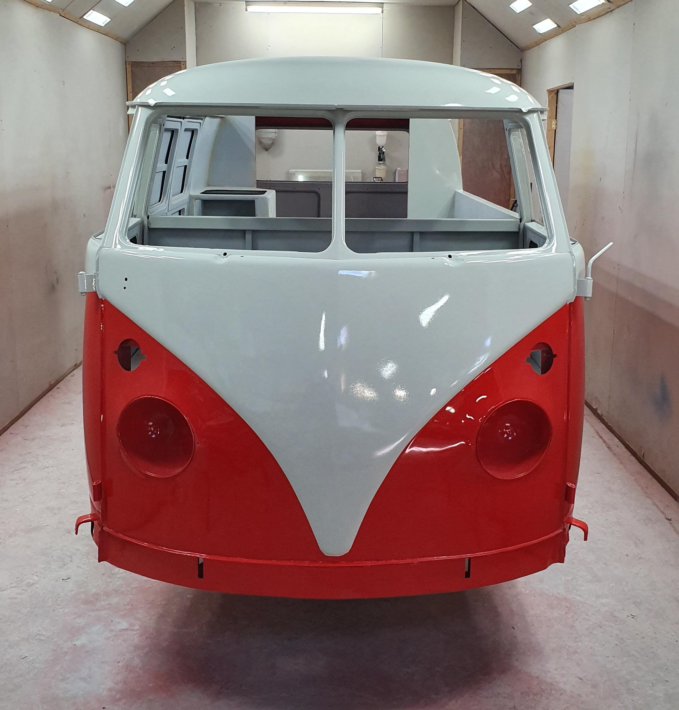 VW Van paintwork (1)