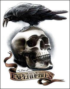 5e233924cc6519dc8af3463a3f471248--dreamcatcher-tattoos-the-expendables