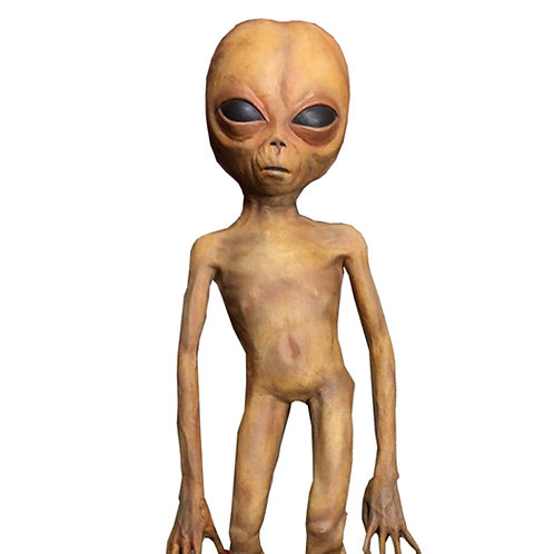 Lil Mayo Alien Doll - Premium Lifesize Alien prop