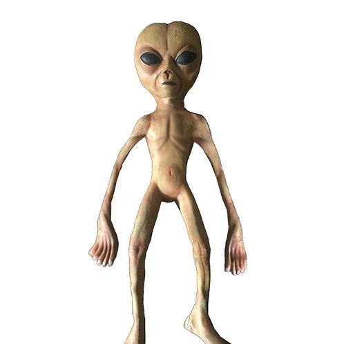 Mini Lil Mayo Alien Doll  - Mini Size