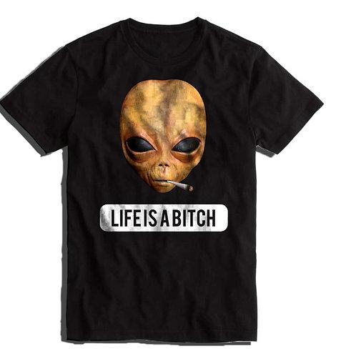 Life is a Bi***  - Men T Shirt