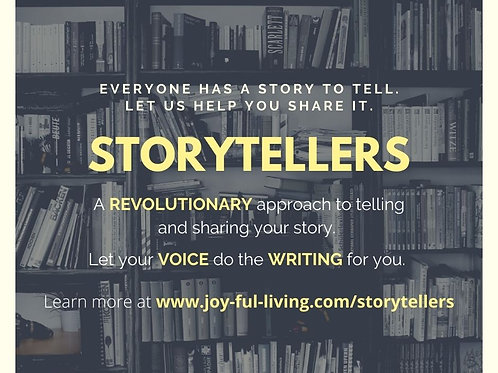 Storytellers Book Project