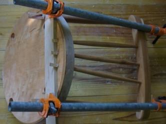 椅子の製作行程5