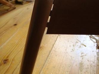 椅子の修理3/回転椅子
