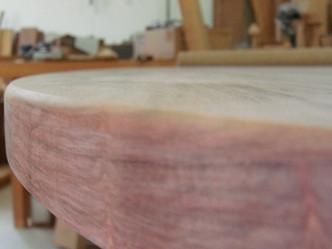 山桜ダイニングテーブル4