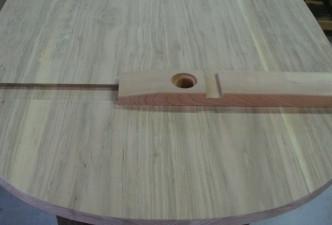 山桜ダイニングテーブル5