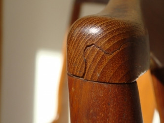 椅子の修理1