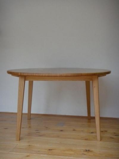 ナラ丸テーブル