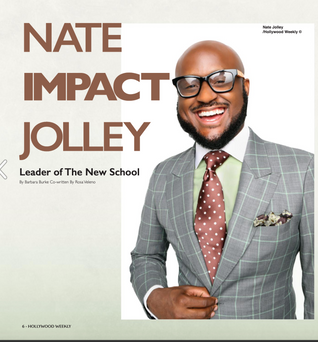 Hollywood Weekly Billboard Awards Edition - Exclusive interview with Nate Jolley