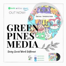 Green Pines Media Album Flyer 1