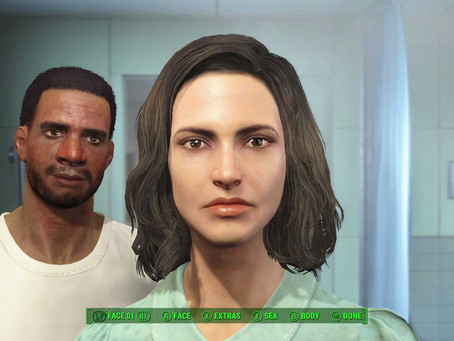 Fallout 4's Female Lead!