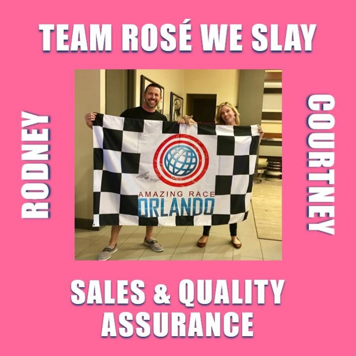 Team Rose We Slay Final
