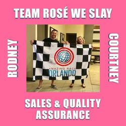 Team Rose We Slay Final