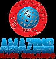 Amazing Race Orlando Logo