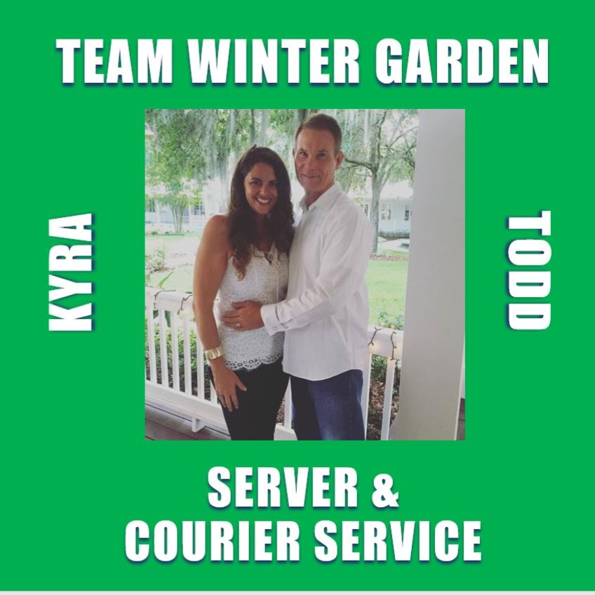 Team Winter Garden Final
