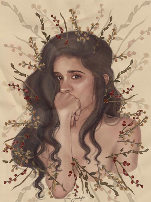 Heemanshi Portrait