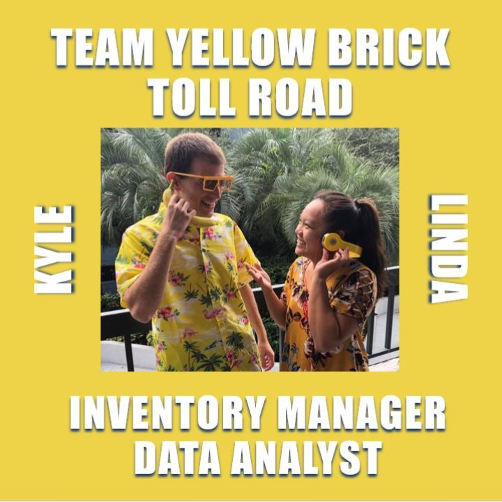 Team Yellow Brick Final