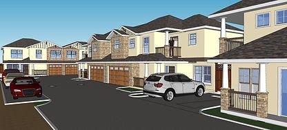 Douglas Place, San Jose, residential development