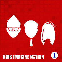 Album Artwork - Kids Imagine Nation Vol