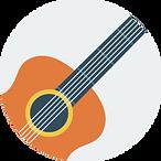 Circle Acoustic Guitar-256x256.png