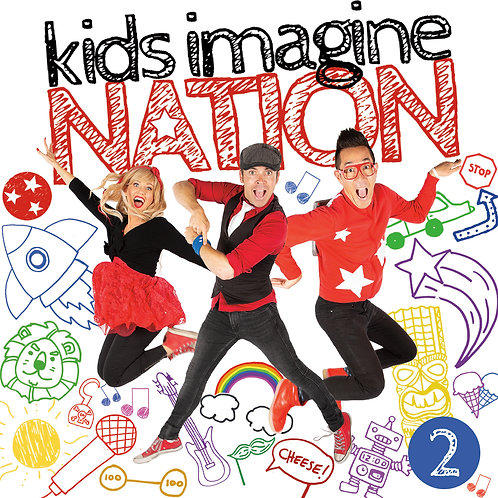 """Two"" by Kids Imagine Nation"