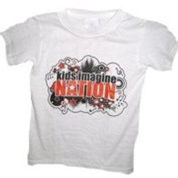 Kids Imagine Nation Logo Shirt