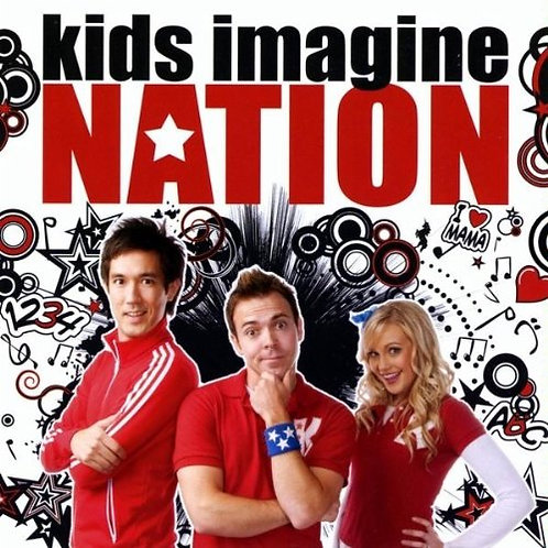 Kids Imagine Nation, Volume 1