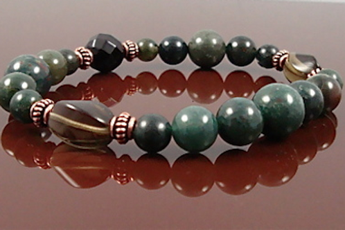 Root Chakra Bracelet C