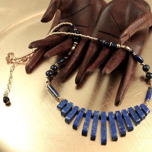 Brow Chakra Necklace C