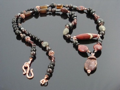 Grande Root Chakra Necklace