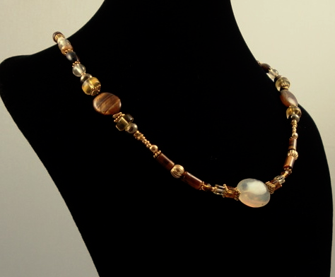 Small Solar Plexus Necklace