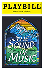 Sound of Music Broadway program