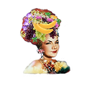 Carmen Miranda wearing EPS earrings