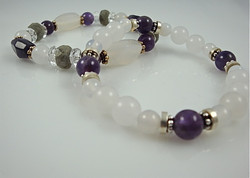 Crown Chakra Bracelets