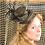 Thumbnail: Black Tiny Top Hat, Night at the Opera