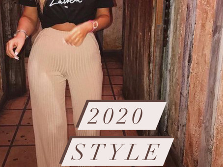 2020 Style Trends After Lockdown