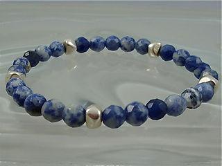 Sodalite Chakra Bracelet